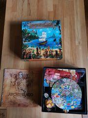 Archipelago - Brettspiel engl