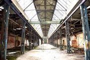 1 600 m² Halle Fabriketage
