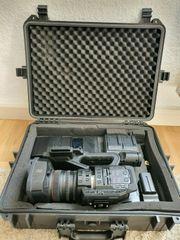 Panasonic HC-X1 4k Camcorder - Schwarz