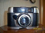 Foto Kameras verschiedene Modelle
