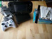 Nintendo Wii U Konsole mit