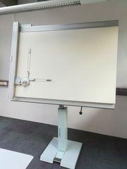Zeichentisch A 0 mit Magnetfolie