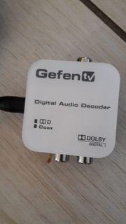 Gefen CAB-Digital Audio Decoder