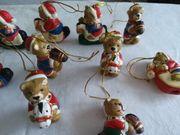 12 weihnachtliche Anhänger