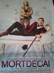 Johnny Depp Kino Plakat A1