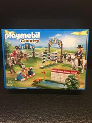 Playmobil Country Reitturnier ungeöffnet
