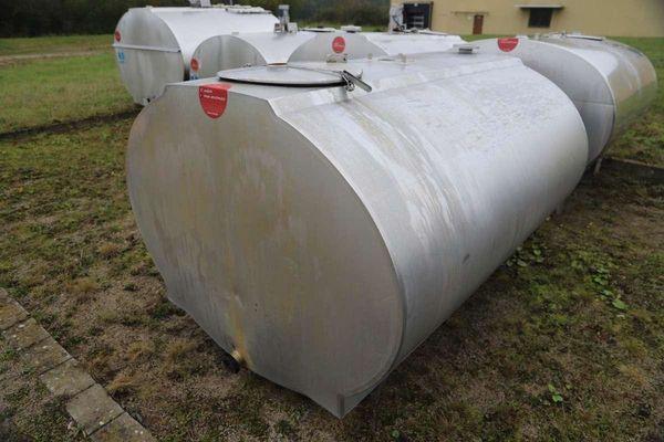 Milchtank Wassertank - Serap - 2000 Liter -