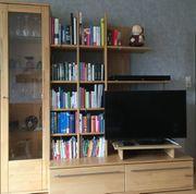Schöne Wohnzimmer-Kombination