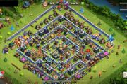 Clash of Clans TH14 Level