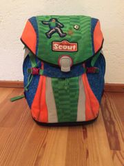 Scout Schulranzen Fußball