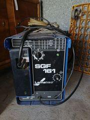 Schweißgerät Schutzgas rollbar - LemaTec SGF