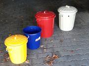 Behälter Vorratstonnen 4 Stück schön