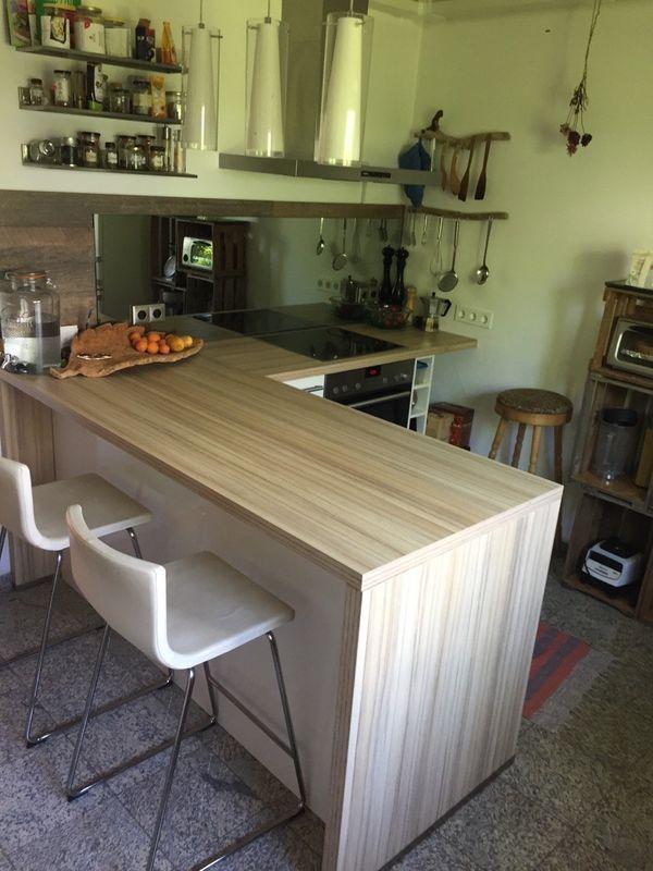 Hochwertige Nolte Küche Magnolia