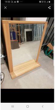 Spiegel für Garderobe