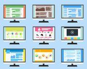 Homepage Websites Onlineshops für alle