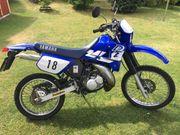 Yamaha DT 125ccm 4BL BJ2001