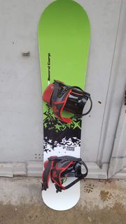 Snowboard LIGHT 135 cm