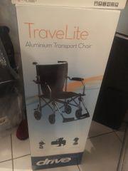 portabler Rollstuhl