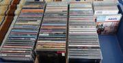 115 Stück CD s