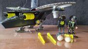 Playmobil Top Agents Razorcopter Flugzeug