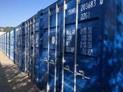 Lager Container für Hausrat u