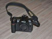 Nikon D70 Gehäuse