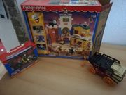 Fisher Price Western Stadt