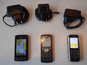 3 Handy - LG KP 500 -