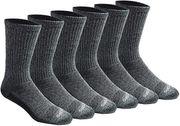Herren Feuchtigkeitskontrolle Crew Socken