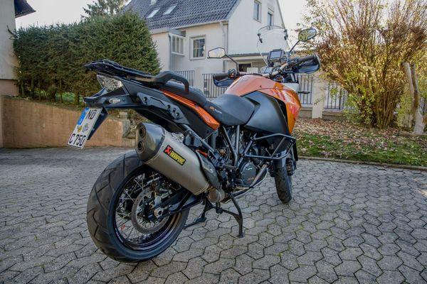 KTM 1190 Adventure Top Zustand