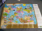 Piratenschatz Spiel von Playmais