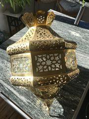 Lampenschirm Korblampe