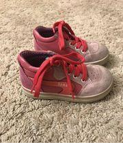 Bama Mädchen Schuhe Halbschuhe Schnürer