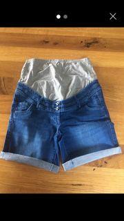 Umstands-Jeans kurz Größe 38