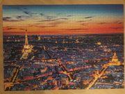 Puzzle - 1500 Teile - Paris