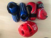 Kampfsport Neue Teakwondo Schutzausrüstung Jugendlich