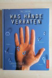 Buch Was Hände verraten