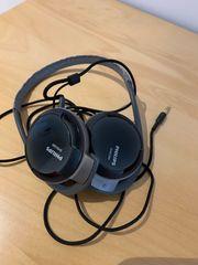 Philips Kopfhörer mit reflektierendem Nackenbügel