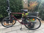 Fahrrad zu verkaufen top gepflegt