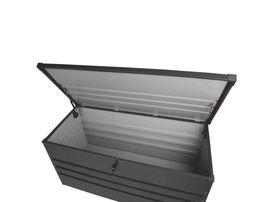 Auflagenbox Stahl graphitgrau 132 x: Kleinanzeigen aus Wietzendorf - Rubrik Gartenmöbel