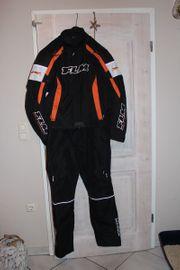 Motorrad Kombi Jacke und Hose