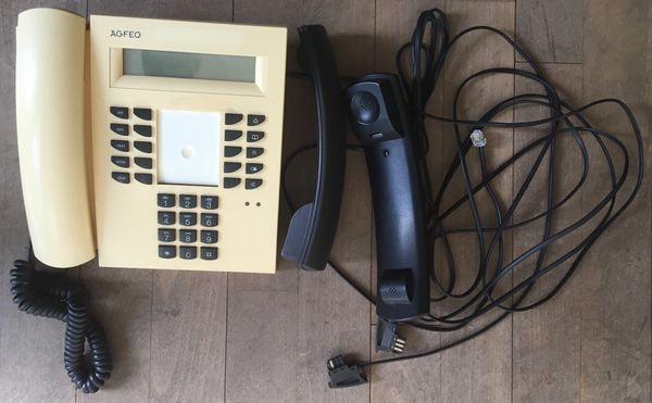 Agfeo Systemtelefon ST 20 2