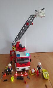 Playmobil 4820 Feuerwehr Leiterfahrzeug