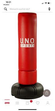 UNO Sport boxsack stehend
