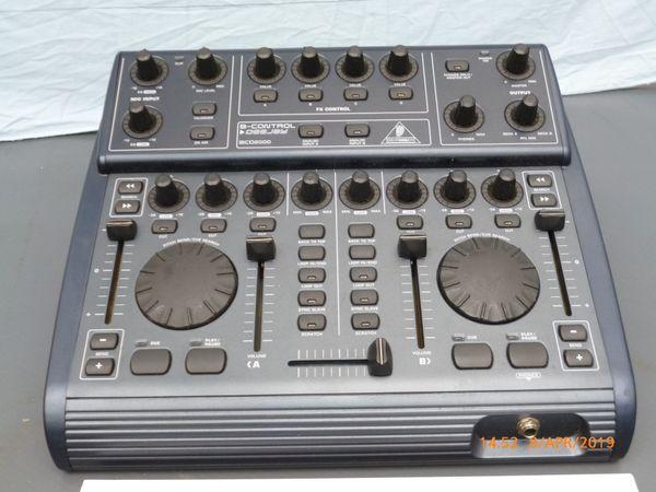DJ Controller Behringer BCD-2000 USB