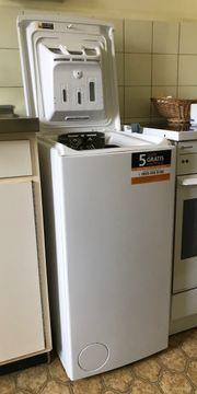 Waschmaschine Bauknecht Toplader 40-er Breite