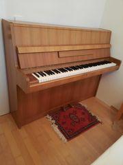 gut erhaltenes Klavier Schiedmayer Söhne