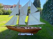 Segelschiffmodell Bluenose 1929 Canada