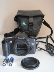 CANON EOS 500 und SIGMA-Objektiv