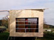 Hühnermobil Hühnerstall 2 Räume für